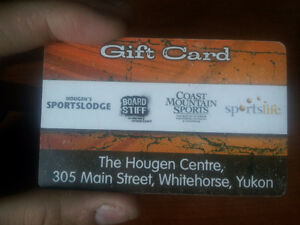 $150.00 Hougen's Gift Card for $110.00 (25% Off)