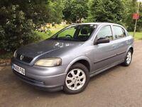 2005/05 REG VAUXHALL ASTRA 1.4 ENJOY 16V ** LOVELY FAMILY CAR ** NEW MOT £695