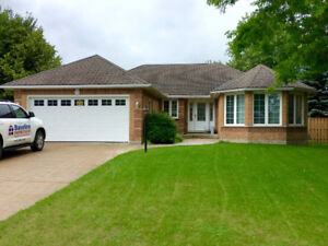 Port Elgin - 3 bedroom house for rent with 2-car garage