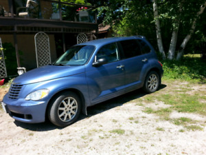 2007 PT CRUISER FOR PARTS