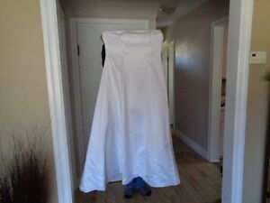 Wedding dress+shall Kitchener / Waterloo Kitchener Area image 1