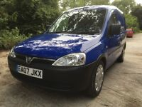 2007 Vauxhall combo 1.3 cdti + with 87000 miles