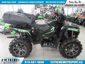 2017 Arctic Cat TRV 550 XT EPS !! POWER STEERING !