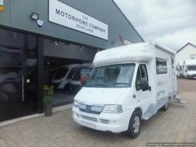 autocruise pioneer two berth motorhome for sale