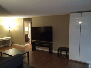 1Bdrm Condo close to NAIT and Macewan. Furnished/Move in Ready