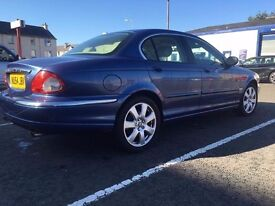 2005 JAGUAR X TYPE 2.5 V6 AWD SPORT 4x4 FULLY LOADED FSH EXCELLENT CONDITION