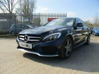 2014 Mercedes-Benz C Class 2.1 C250 CDI BlueTEC AMG Line G-Tronic+ (s/s) 4dr Sal