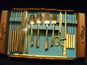 1847 ROGER BROS. FLATWARE SET