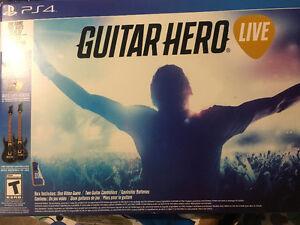Guitar Hero Live - 2 x guitars