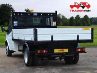15 FORD TRANSIT 2.2 TDCi T350 125ps Medium Wheel Base Single Cab Tipper DIESEL