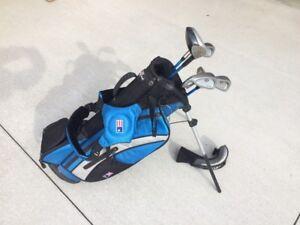 LEFT hand kids golf club set  UL-24
