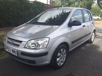 HYUNDAI GETZS 12 MONTHS MOT EXCELLENT FOR FIRST TIME BUYERS