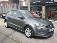 2010 Volkswagen Polo 1.4 ( 85ps ) SE 3DR 60 REG Petrol Grey
