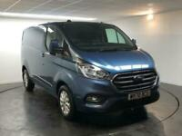 2020 Ford Transit Custom 300 SWB 2.0 Tdci Limited 170PS Van Diesel Manual