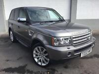 2008 58 Land Rover Range Rover Sport 3.6TD V8 auto HSE 2 OWNERS