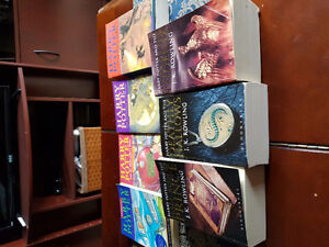 Harry Potter Series 7 books