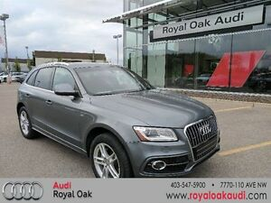 2014 Audi Q5 2.0 8sp Tiptronic Technik