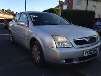 Vauxhall vectra 1.8 elegance