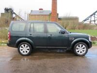 2016 16 LAND ROVER DISCOVERY 3.0 SDV6 SE 5D AUTO 255 BHP DIESEL