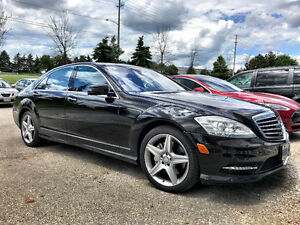 2011 Mercedes-Benz S-Class Sedan S550 Long Wheel Base AMG PKG