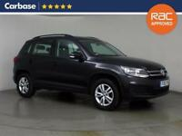 2012 VOLKSWAGEN TIGUAN 2.0 TDi BlueMotion Tech S 5dr [2WD] SUV 5 Seats
