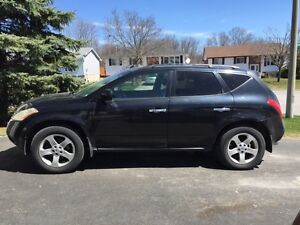 2003 Nissan Murano AWD with ice cold air conditioning!!!
