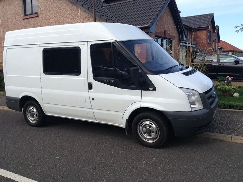 Modification Kits for Your Ford Transit Van