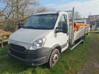 Iveco Daily 70C17 Dropside Lorry 3.0 Manual Diesel