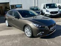 2014 Mazda 3 SPORT NAV, 2.0, ONLY 28142 miles......... 30 road tax, high spec Ha