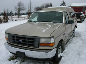 WANTED : Ford Pickup Truck 1992 to 1996 for parts Cambridge Kitchener Area image 1