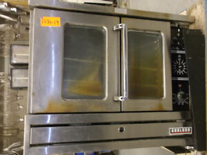 Electric Convection Oven /w Glass Doors  #1051-14