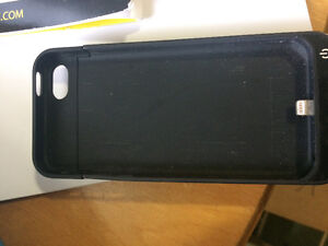 iPhone 5C/5S charging case