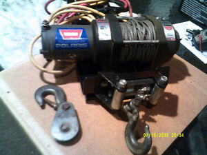 Polaris/Warn Winch