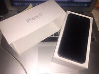 IPhone 6 on EE 16GB with box excellent