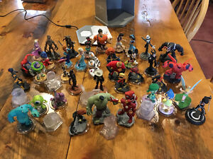 Disney Infinity items