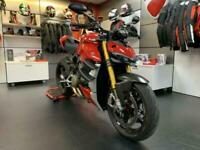 Ducati Streetfighter V4-S - Tons of extras fitted - Sheffield 01142525454