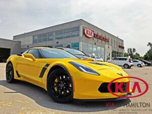 2015 Chevrolet Corvette Z06 Coupe | SUPERCHARGED | LOW KM