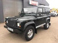 * SOLD * 1996 Land Rover Defender 90 2.5 300 TDi 4x4 * GALVANISED CHASSIS *