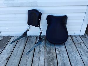 Motorcycle passenger seat neuf a vendre $150.00