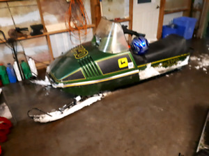 Looking for old sleds and other motorized toys