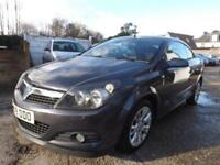 Vauxhall/Opel Astra 1.8i 16v Coupe 2009 Twin Top Sport 51000 MILES