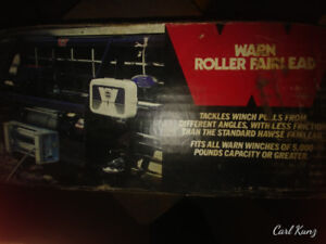 winch cable roller