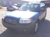 2007 Subaru Forester Columbia Edition Wagon