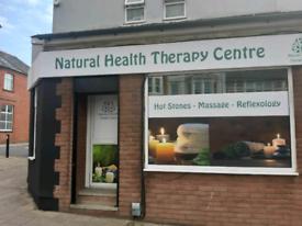 Chinese massage shop Barry