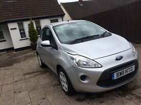 Ford Ka 2011 ONLY 17000 miles FULL HISTORY 2FORMER KEEPERS