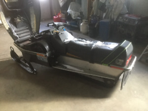 1987 arctic cat  340 for sale. Ran 2 years ago good shape. No ow