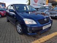 Toyota Corolla 1.6 VVT-i AUTOMATIC T3