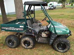 4x6 wheel drive 400 cc