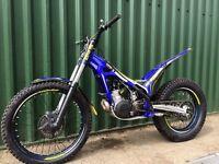 2016 Sherco Trials Bike