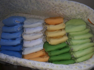 28 Bum Genius size small diapers